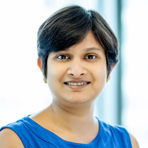 Shweta Bansal - Developer